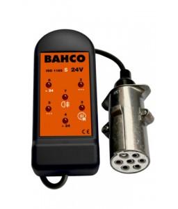 BELT247S ελεγκτής πρίζας 7 ακίδων 24V (24S) BAHCO