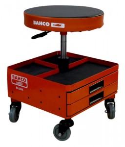 BLE300 Σκαμνάκι εργασίας με συρτάρια αποθήκευσης  BAHCO