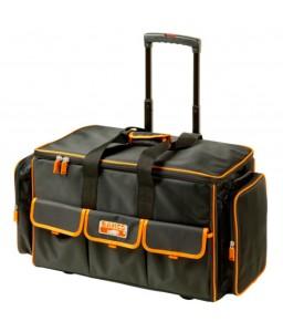 4750FB2W-24A 73 L τροχήλατη υφασμάτινη τσάντα εργαλείων με τηλεσκοπική χειρολαβή BAHCO