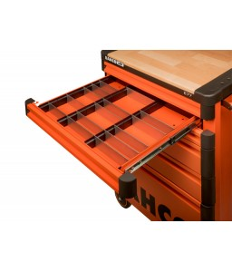 1477K-AC26 αφαιρούμενοι διαχωριστές συρταριών για 1477K Storage HUB εργαλειοφορέα BAHCO
