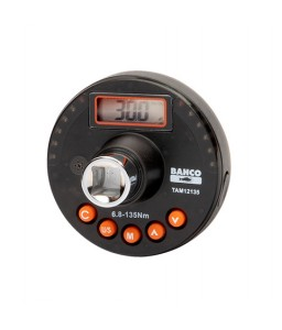 TAM12200 ηλεκτρονικό δυναμόκλειδο και Γωνιόμετρο BAHCO