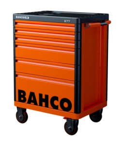 "1477K6 26"" E77 Premium Storage HUB εργαλειοφορέας με 6 συρτάρια BAHCO"