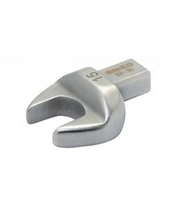 147-13 γερμανικό μετρικό κλειδί με τετράγωνο σύνδεσμο BAHCO