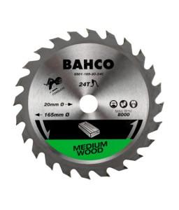 8501-136-10-24C Δίσκοι δισκοπριόνου για μπαταρίας πριόνι ξύλου BAHCO