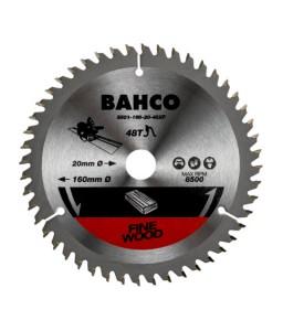 8501-160-20-48XF Δίσκοι δισκοπριόνου για βυθιζόμενο πριόνι ξύλου BAHCO