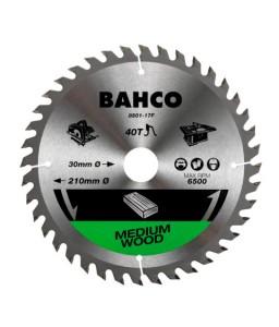 8501-10 Δίσκοι δισκοπριόνου για χειρός/επιτραπέζιο δισκοπρίονο in ξύλο BAHCO