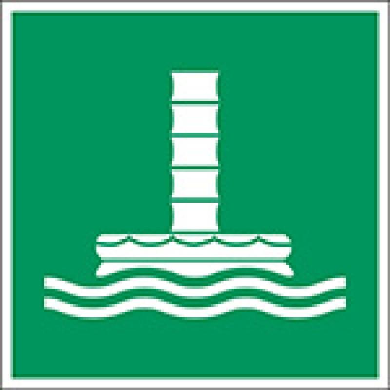 E055 - Αγωγός θαλάσσιας εκκένωσης