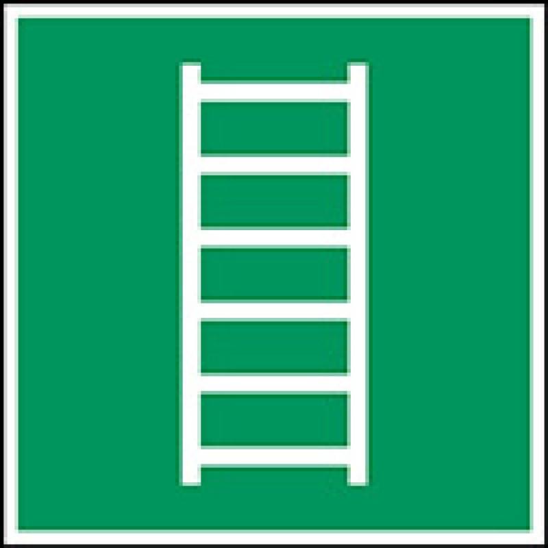 E059 - Σκάλα απόδρασης