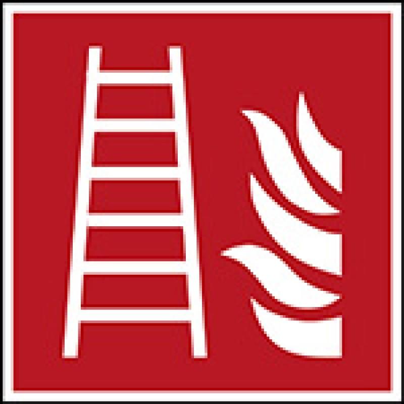 F003 - Σκάλα πυρκαγιάς