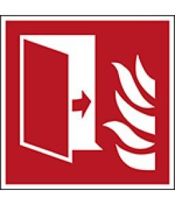 F007 - Πόρτα πυροπροστασίας
