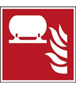 F012 - Εγκατάσταση σταθερού πυροσβεστήρα