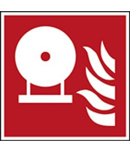 F013 - Φιάλη σταθερού πυροσβεστήρα
