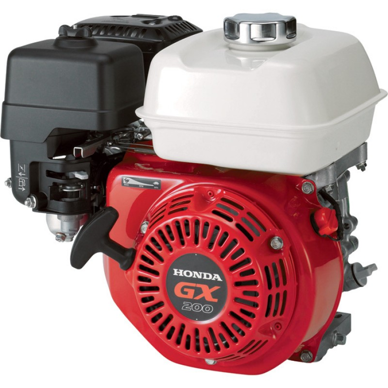 ES4000 Ηλεκτρο - Γεννήτρια Βενζίνης 1-Φασική 2,9 kVA με Χειρόμιζα και χειροκίνητο πίνακα ελέγχου + AVR (αυτόματο ρυθμιστή τάσης) Honda GX200 PRAMAC