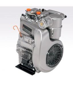 S15000 Ηλεκτρο - Γεννήτρια Πετρελαίου 1-Φασική 12,8 kVA Ηλεκτρική εκκίνηση και χειροκίνητο πίνακα ελέγχου LOMBARDINI 12LD477 PRAMAC