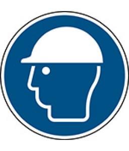 M014 - Να φοράτε προστασία κεφαλής