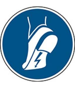 M032 - Να φοράτε αντιστατικά υποδήματα