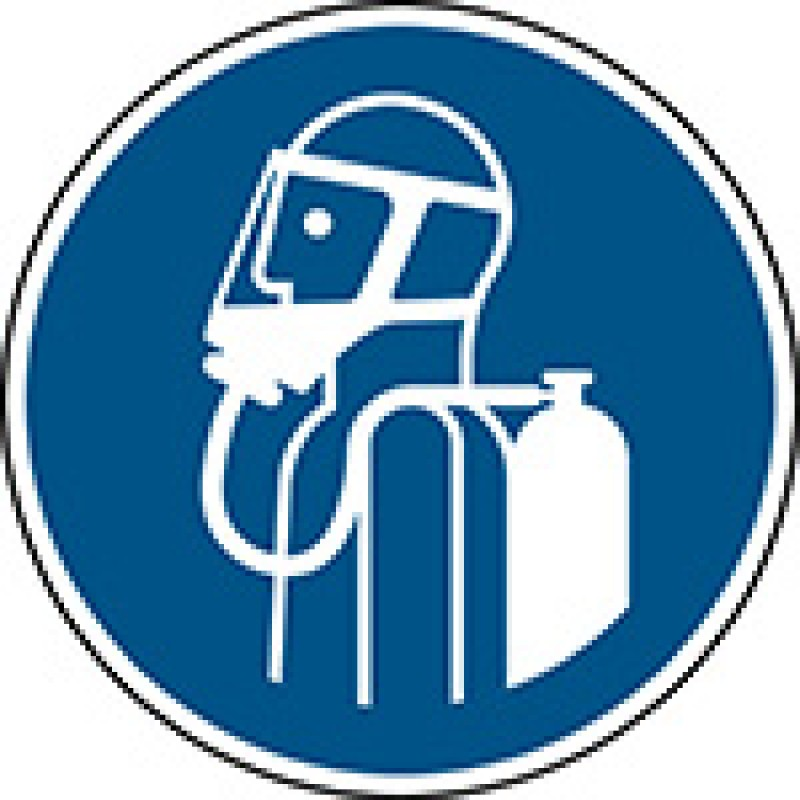 M047 - Χρησιμοποιείτε αυτόνομη συσκευή αναπνοής