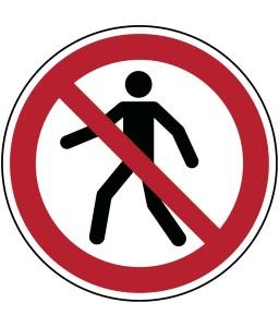 P004 - Απαγορεύεται η οδός