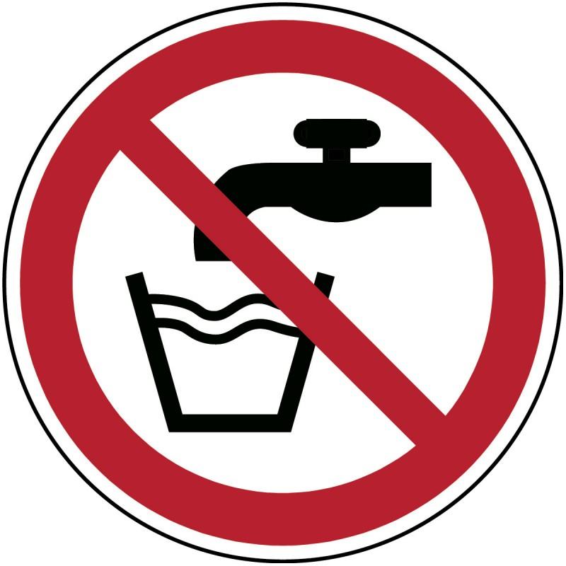 P005 - Μη πόσιμο νερό