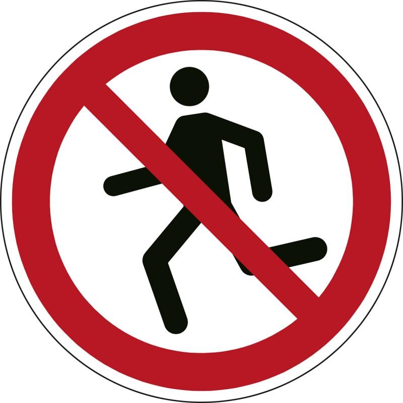 P048 - Απαγορεύεται το τρέξιμο