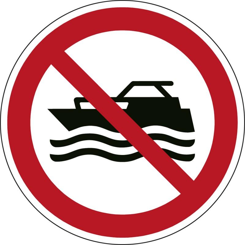 P056 - Απαγορεύονται τα μηχανικά κινούμενα σκάφη