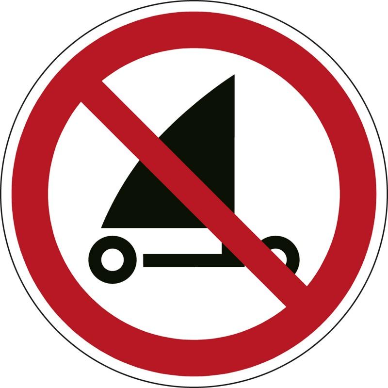 P067 - Απαγορεύεται το σκάφος άμμου