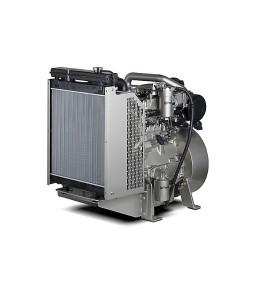GBW 30 P Ηλεκτρο - Γεννήτρια πετρελαίου ανοικτού τύπου 32,5 kVA ACP Αυτόματο/χειροκίνητο πίνακα ελέγχου (ALT.M) PRAMAC