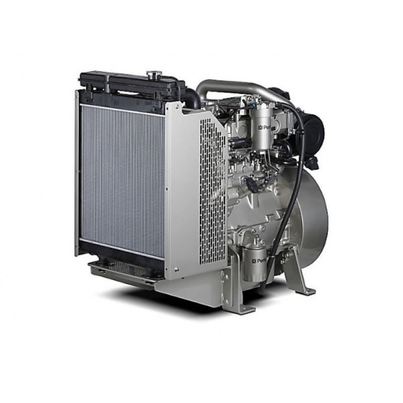 GBW 45 P Ηλεκτρο - Γεννήτρια πετρελαίου ανοικτού τύπου 48,0 kVA MCP χειροκίνητο πίνακα ελέγχου (ALT.M) PRAMAC