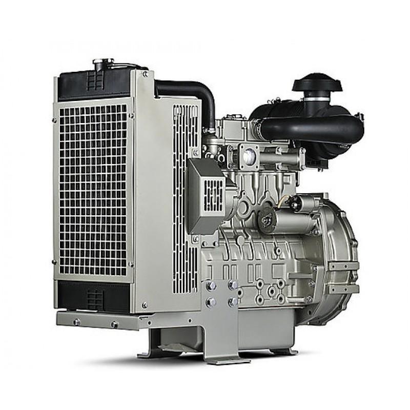 GBW 22 P Ηλεκτρο - Γεννήτρια πετρελαίου ανοικτού τύπου 21,8 kVA MCP χειροκίνητο πίνακα ελέγχου (ALT.LI) PRAMAC