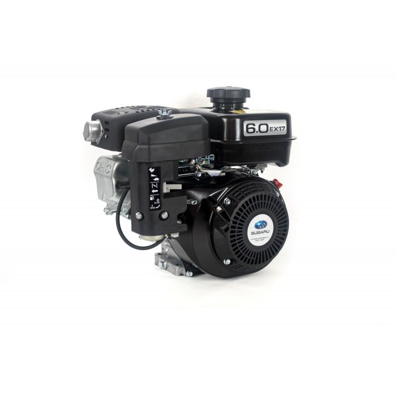 P3000i Ηλεκτρο - Γεννήτρια Βενζίνης 1-Φασική 2,50 kVA με Χειρόμιζα και χειροκίνητο πίνακα ελέγχου INVERTER Robin Subaru EX17 PRAMAC