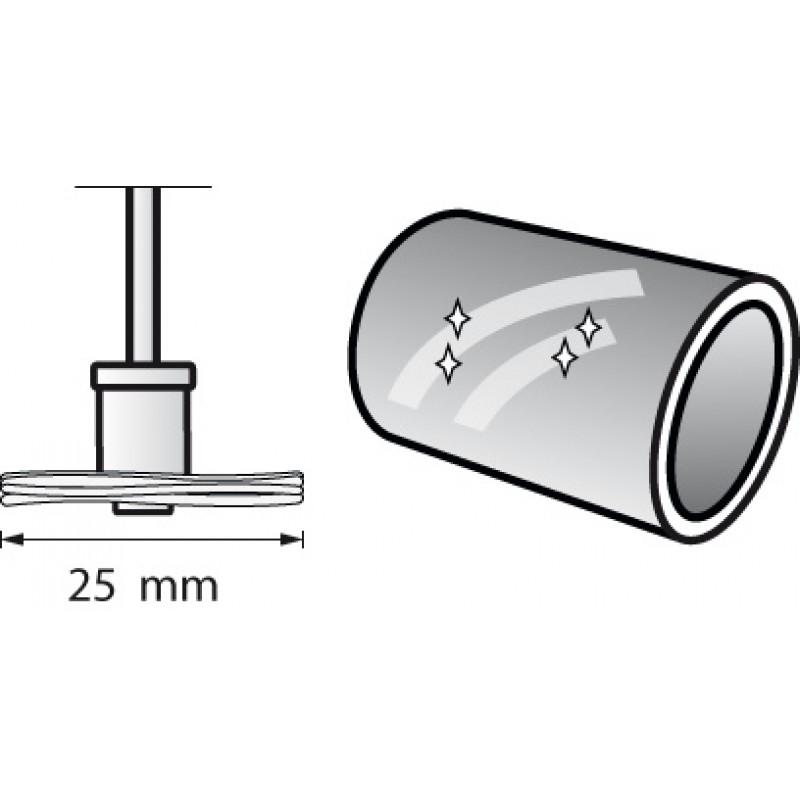 SC423s - υφασμάτινος τροχός στίλβωσης 25.4mm DREMEL