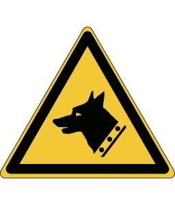 W013 - Προσοχή Σκύλος φρουράς