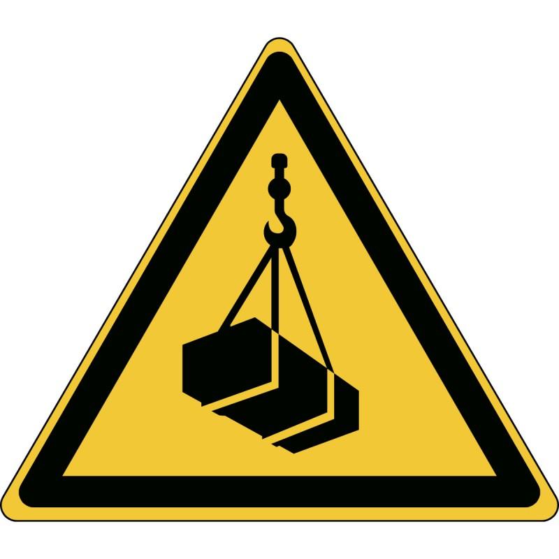 W015 - Προσοχή Εναέριο φορτίο