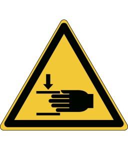 W024 - Προσοχή Θραύση των χεριών