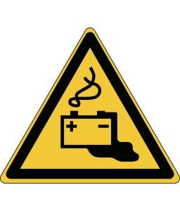 W026 - Προσοχή Φόρτιση μπαταρίας