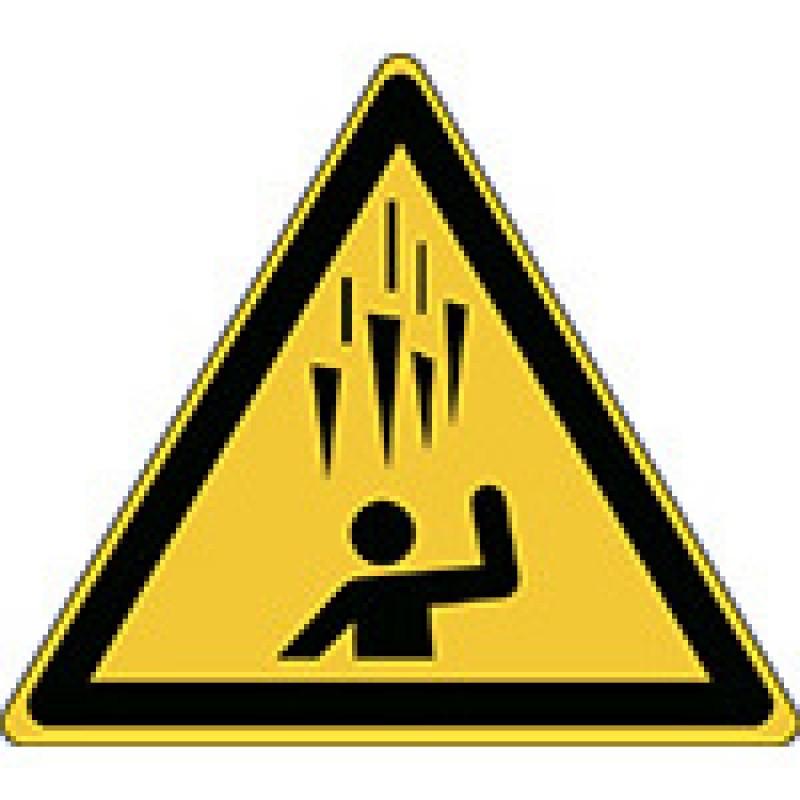 W039 - Προσοχή Πτώση πάγου