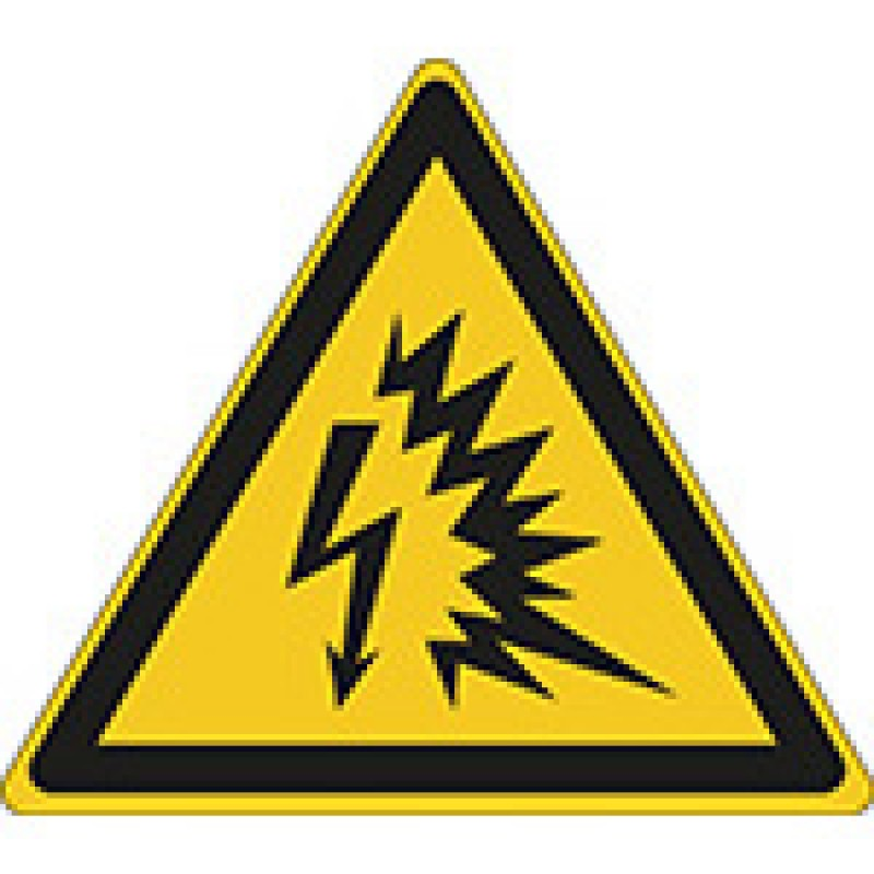 W042 - Προσοχή Arc flash