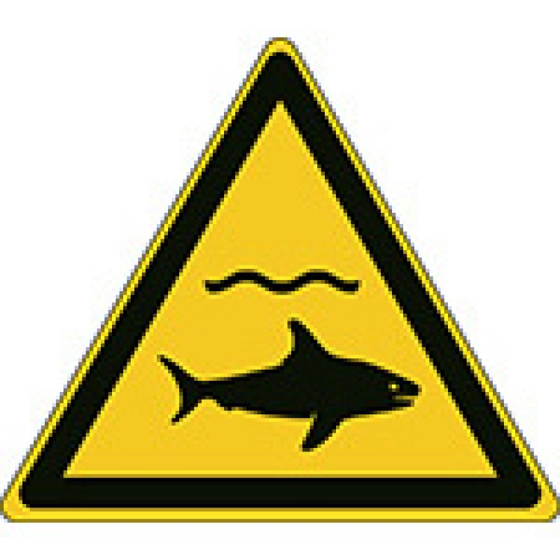 W054 - Προσοχή καρχαρίες