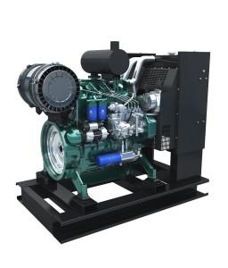 GXW25W Ηλεκτρο - Γεννήτρια 24,0 kVA ACP Αυτόματο/χειροκίνητο πίνακα ελέγχου (ALT.Pramac) PRAMAC