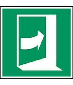 E023 - Η πόρτα ανοίγει πιέζοντας τη δεξιά πλευρά