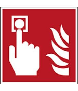 F005 - Σημείο κλήσης συναγερμού πυρκαγιάς
