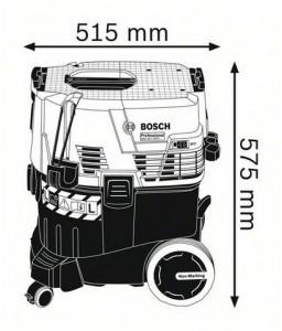 GAS 35 L SFC+ ΣΚΟΥΠΑ ΓΕΝΙΚΗΣ ΧΡΗΣΗΣ BOSCH