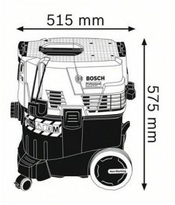 GAS 35 M AFC ΣΚΟΥΠΑ ΞΥΛΟΥ & ΕΠΙΚΙΝΔ. ΥΛΙΚΩΝ BOSCH