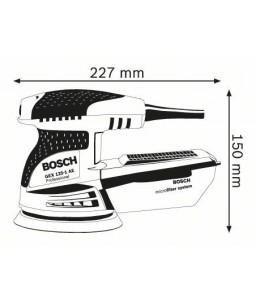 GEX 125-1 AE Έκκεντρο Τριβείο ΧΟΥΦΤΑΣ microfilter BOSCH