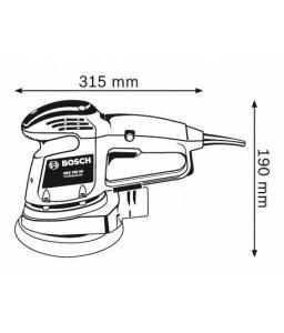 GEX 150 AC Έκκεντρο Τριβείο BOSCH