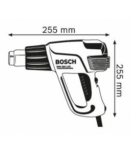 GHG 660 LCD ΚΑΜΙΝΕΤΟ ΘΕΡΜΟΥ ΑΕΡΑ BOSCH