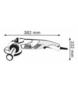 GWS 11-125 CIH Μεσαίος Γωνιακός Τροχός BOSCH