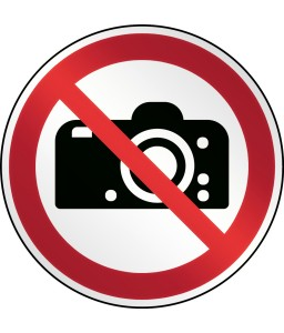 P029 - Απαγορεύεται η φωτογραφία