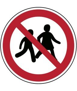 P036 - Δεν επιτρέπονται παιδιά