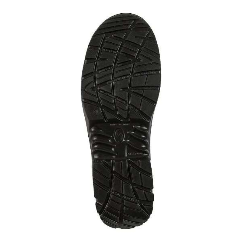 DEALER BOOT παπούτσια εργασίας μαύρα με προδιαγραφές S3 SRC SIXTON